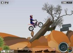 אופנועי שטח במדבר