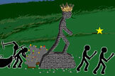 מלחמת המקלונים