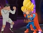 גיבורים נגד כדורגלנים
