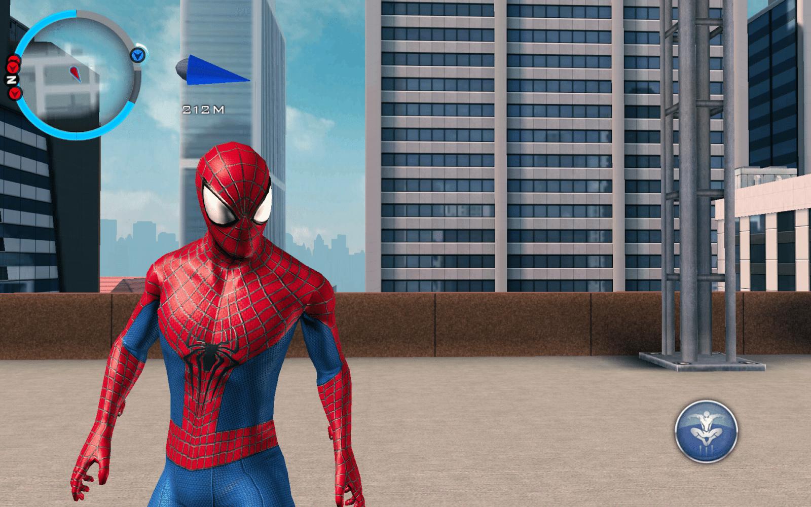 סימולטור איש העכביש