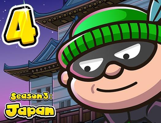 בוב הגנב 4: יפן