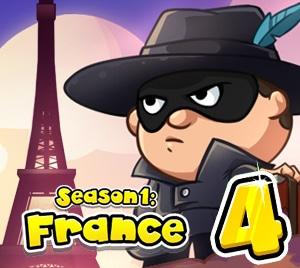בוב הגנב 4: צרפת