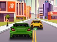 מכוניות בדרכים 2D