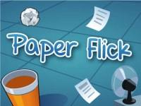 זריקת נייר לפח