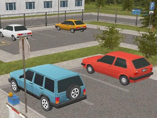 חניית רכבים בחניה